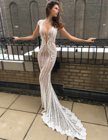 10 Most Outstanding & Beautiful Wedding Dresses for 2018 Brides ...